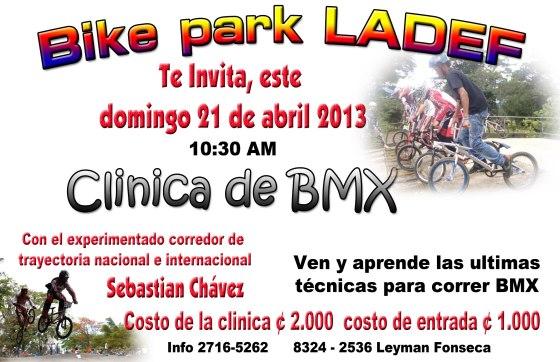 Clinica BMX