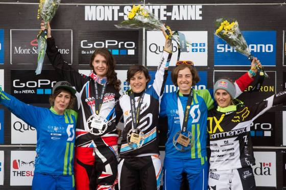 msa podium 2013 women