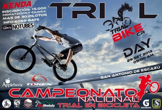 Campeonato Nacional trial 2013