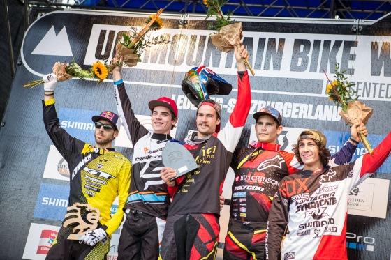 men_podium_Saalfelden_Leogang_by_Michael_Marte