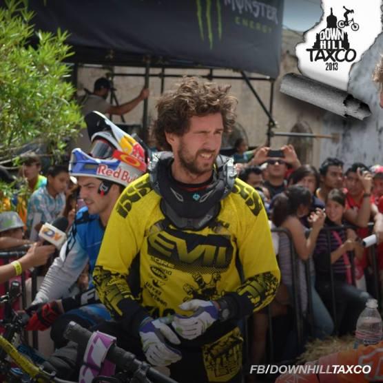 Filip Polc ganador Taxco 2013